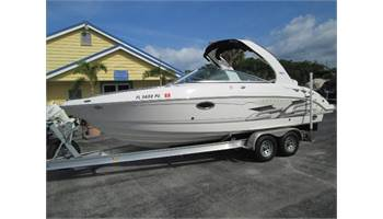 2012 SSX Sportboat 267 SSX