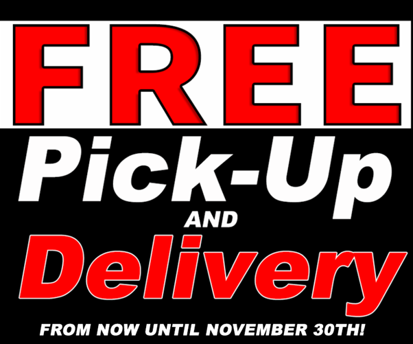 free pickup and delivery _1_