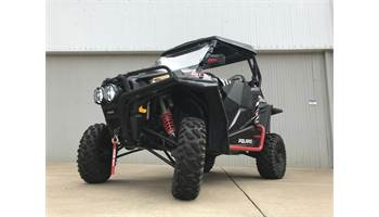 2017 RZR S 900 EPS BLACK PEARL