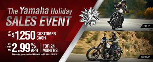yamaha sales event 2