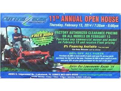 11th Annual Open House - February 13, 2014