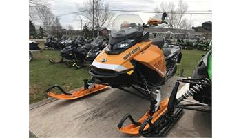 2017 Renegade® X® 850 E-TEC® - Orange Crush