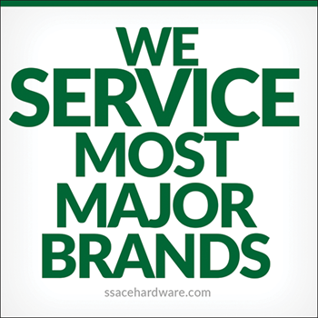 WE SERVICE MOST MAJOR BRANDS Coupon
