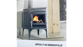 F 45 Greenville - Wood Stove