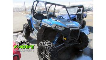 2015 RZR XP® 1000 EPS - Voodoo Blue
