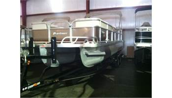 2014 Clipper 2400 Tritoon