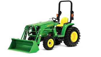 2018 NEW! 3025E Tractor with 300E-Loader