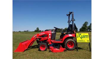 2017 BX2380 Sub-Compact Utility Tractor Package