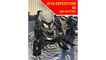 2016 EXPEDITION SE 600 HO ETEC