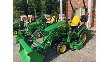2018 John Deere 1025R w/ Quick Attach Loader