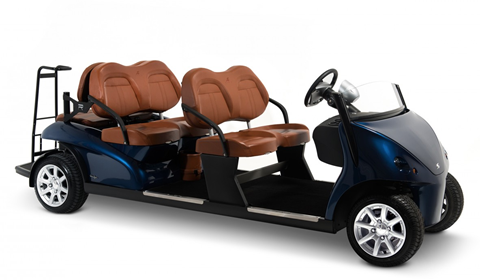 Garia Courtesy 4+2 Roadster