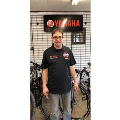 Rich Shaner - Bicycle Department Manager/Sales/Service