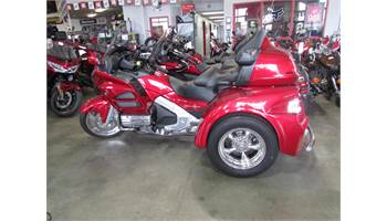 2017 GOLD WING PREM AUDIO NAVIGATION