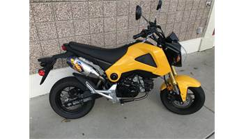 2015 GROM 170cc BIG BORE FULL BUILD