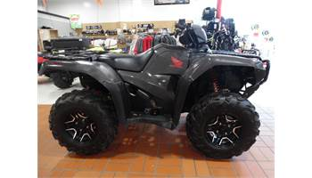 2017 FOURTRAX FOREMAN RUBICON AUTOMATIC  LOW MILES