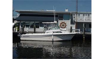1998 272 Sailfish w/ Dual 225 hp Mercury Optimax O/Bs