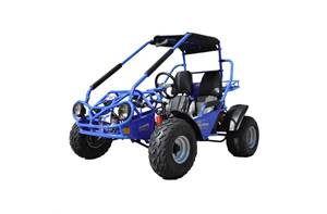 2018 150 XRS GO KART (6 COLORS TO CHOOSE FROM)
