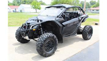 2017 MAVERICK X3 XRS TURBO R TRIPLE BLACK