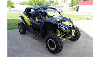 2018 MAVERICK X3 TURBO  XMR