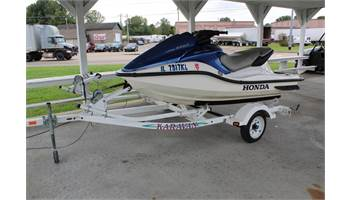 2007 HONDA AQUATRAX F12X W/ DOUBLE TRAILER