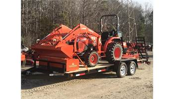 2019 Kubota L3901 HST Tractor Package
