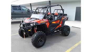 2017 RZR® S 1000 EPS Spectra Orange-Excellent shape-REDUCED!- No GST!