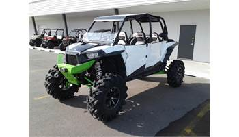 2014 RZR® XP 4 1000 EPS - White Lightning- Highly Modified in Nice Shape