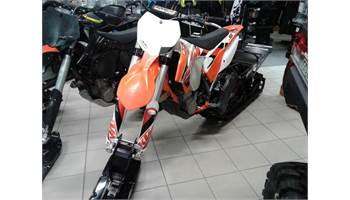 2015 NEW TIMBERSLED MOUNTAIN HORSE 120LE KIT WITH KTM 450 XC-F 450