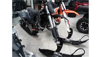 2017 2013 KTM 500 XCW ONLY 66HRS WITH A NEW Long Track LT 137 LE
