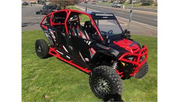 2018 RZR XP® 4 Turbo DYNAMIX™ Edition