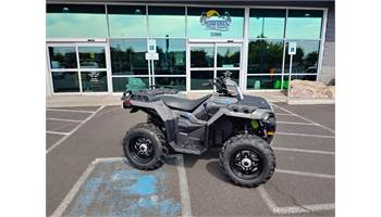 2019 Sportsman® 850 - Titanium Metallic