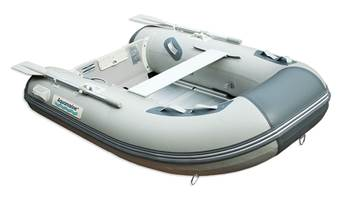 7.5 ft aluminium floor dinghy (GYL-230)