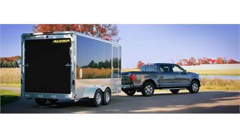 AE714TAV-AE724TAV Enclosed Snowmobile Trailers