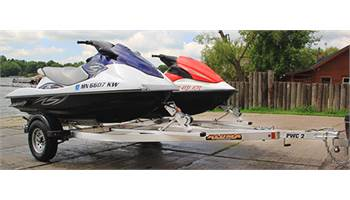PWC2 2-Place Watercraft Trailer