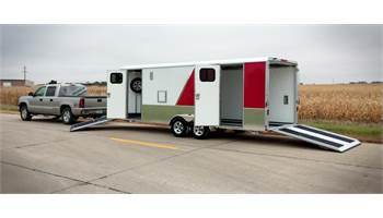 AE714-724TAVSP Enclosed Snowmobile Trailers Sport Package