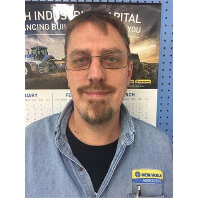 Robert Ackley - Parts Manager