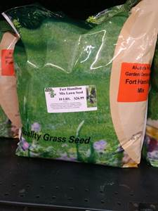 Fort Hamilton Mix Grass Seed
