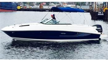2014 240 Sundeck Outboard