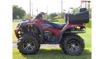 2009 Brute Force 750cc 4x4