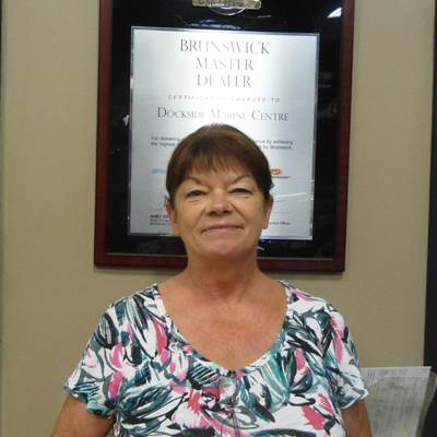 Toni Russell - Accounting & Warranty Administrator