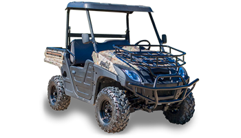 2019 Game Changer™ 4x4 All Electric