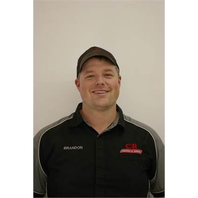 Brandon Cox - Sales Manager