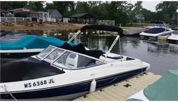 2014 Speedboat WITH MOTOR AND TRAILER INCLUDED!