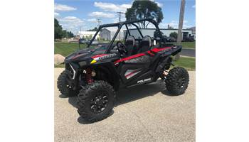 2019 RZR XP® 1000 Ride Command - Black Pearl