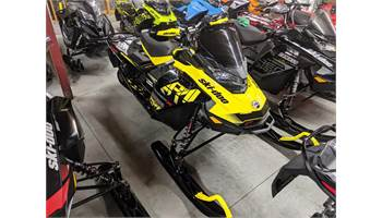 2018 MXZ X 850 E-TEC - Sunburst Yellow/Black
