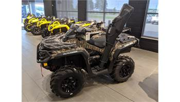 2019 Outlander Mossy Oak Hunting Edition 1000R
