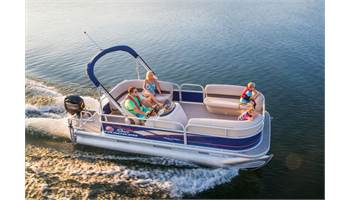 2019 PARTY BARGE® 18 DLX