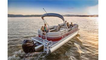 2019 PARTY BARGE® 22 DLX