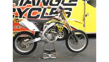 2013 SUZUKI RM-Z450 - This is a nice get out and ride 450 for the $