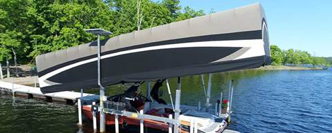 2018 Vertical Boat Lifts